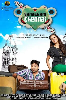 Vanakkam Chennai (2013) Dual Audio Hindi 720p UNCUT HDRip ESubs Download