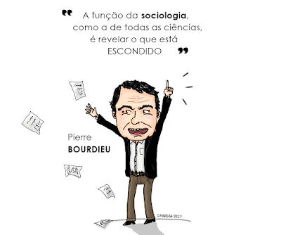 a função da sociologia em Bourdieu por Cabrera