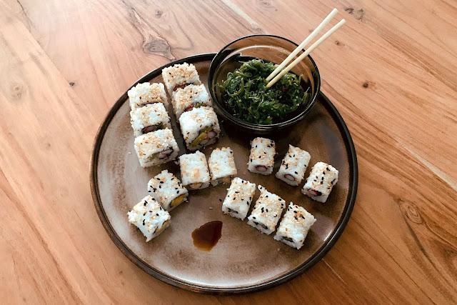 Sushi Albert Heijn Bonus