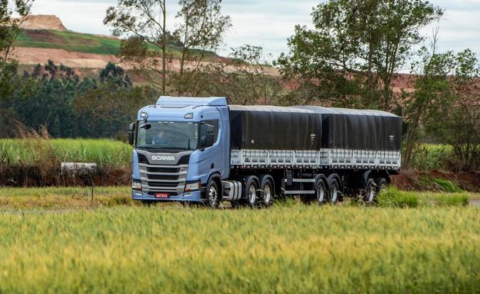 Nova Geração Scania conquista o prêmio de 'Melhor Caminhão do Ano da América Latina'