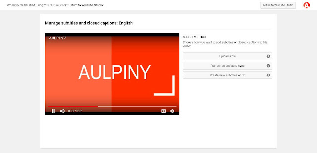 Get The Transcript - YouTube Features, Tips And Tricks
