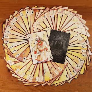 grimdarkcards dark millenium john blanche blanchitsu inq28
