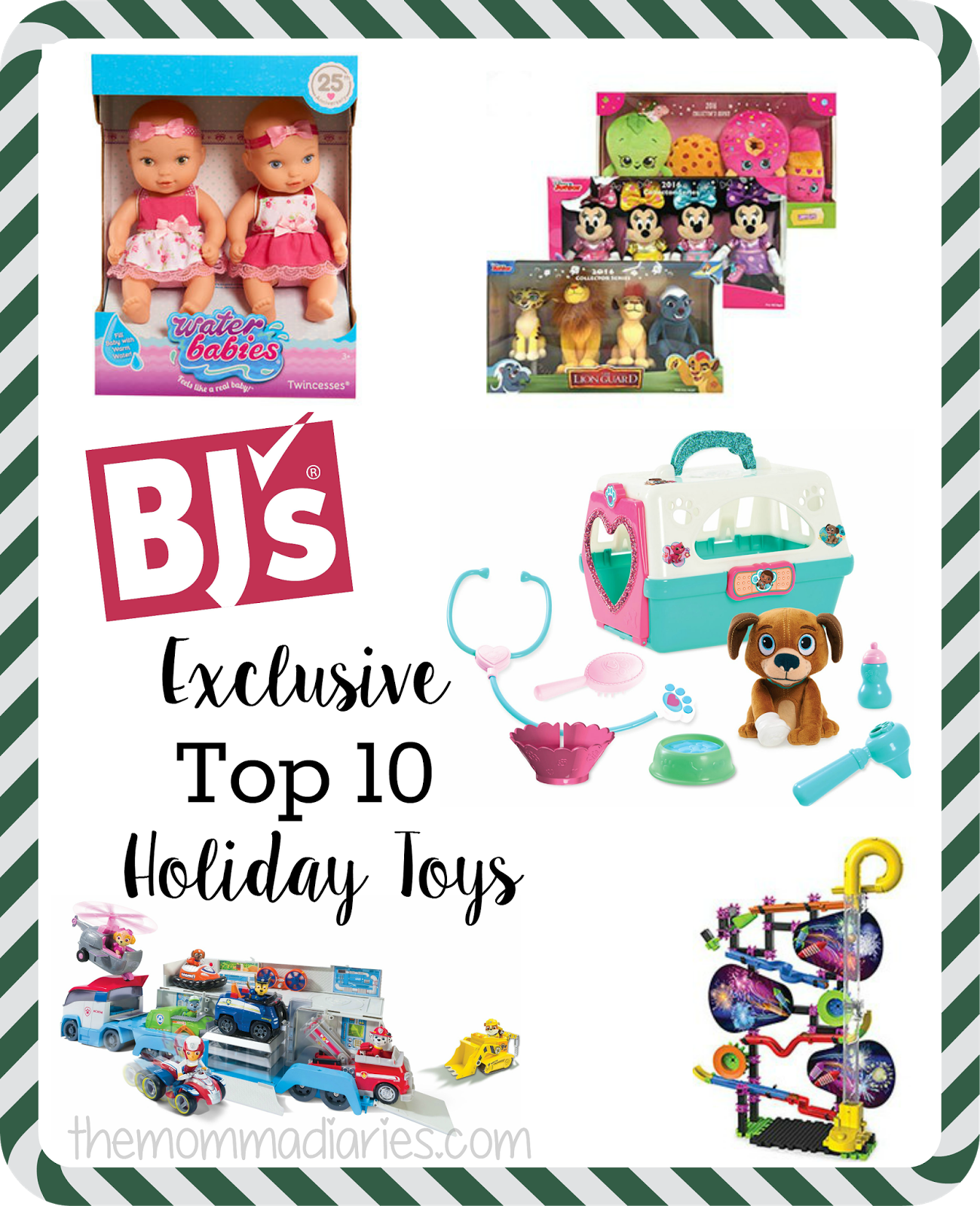 BJ s Exclusive Top 10 Holiday Toys The Momma Diaries