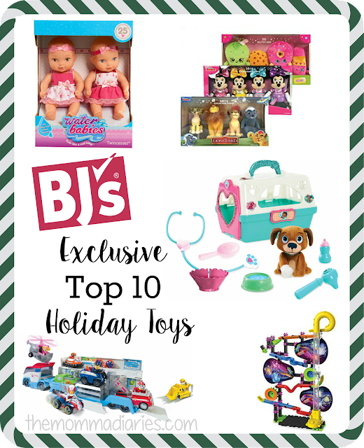Top 10 Holiday Toys, Holiday Gift Guide
