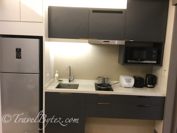Oasia Residence: One Bedroom Apartment Review - Travel Bytez