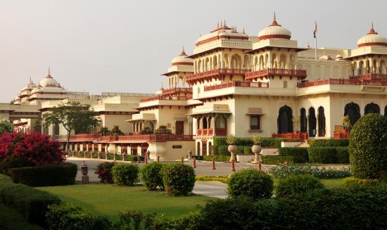 Rambagh Palace,Jaipur