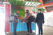 UMKM Lombok Barat dapat Bantuan PT. Ionehome
