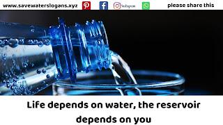 save water slogans 20