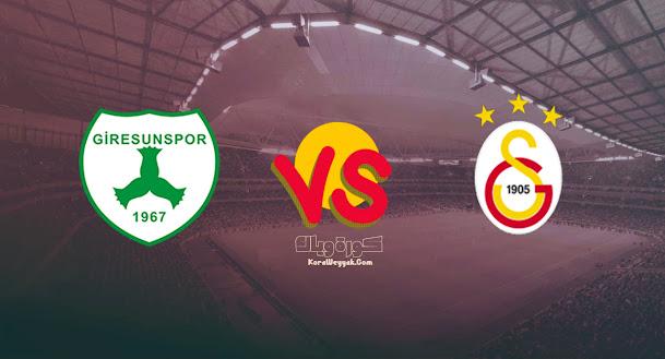 نتيجة مباراة غيرسون سبور وغلطة سراي اليوم 16 أغسطس 2021 في الدوري التركي