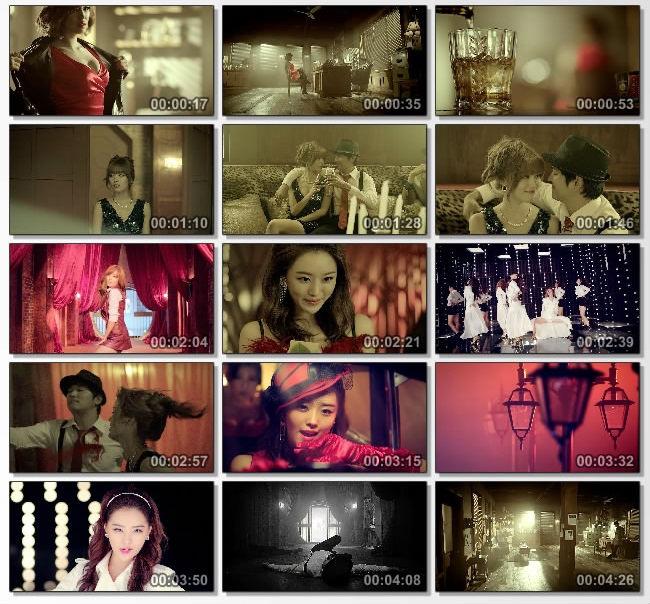 Kpop songs and lyrics: secret poison lyrics(rom/hangul.