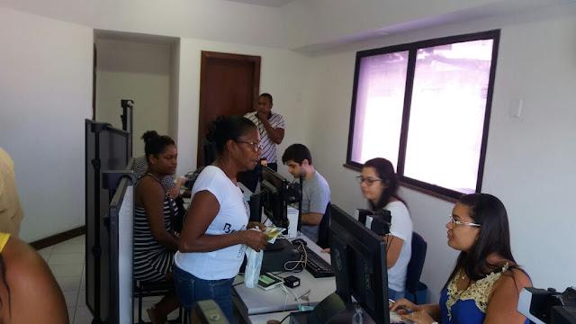 Recadastramento biométrico começa na segunda (26) na prefeitura-bairro Rio Vermelho, mas é preciso agendar