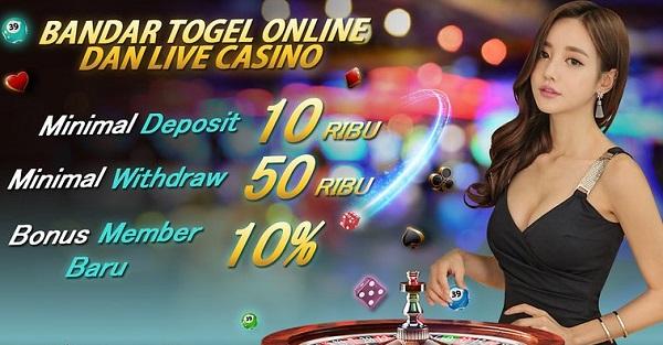 Join Togel Online