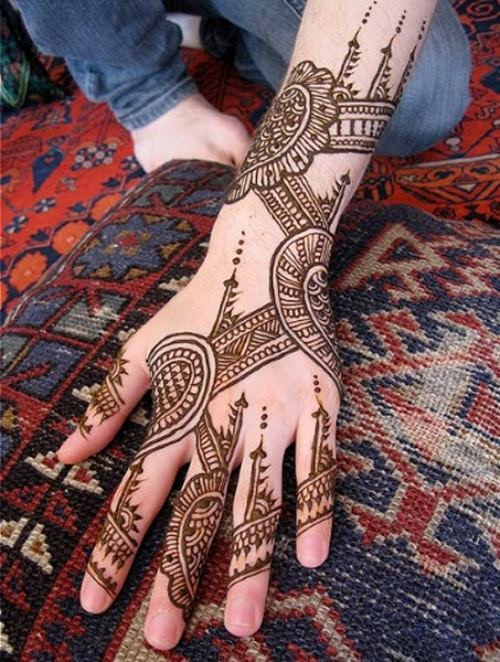 Simple Indian Mehndi Designs For Hands Wow Wfwomen