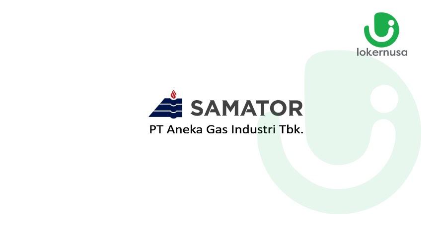 Lowongan kerja terbaru kali ini berasal dari PT Aneka Gas Industri Tbk.
