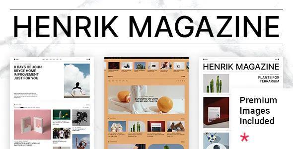 Best Creative Magazine Theme