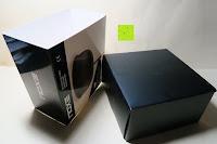 auspacken: Lumen Basic schwarz ? Rauchmelder, ersetzt Ihr Sockel/Pavillon Luminaire (Noxe)