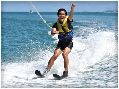 Water Ski Tanjung Benoa murah Bali