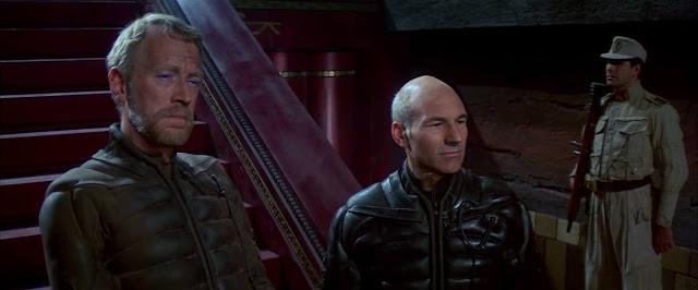 Max Von Sydow e Patrick Stewart em Duna (1984)