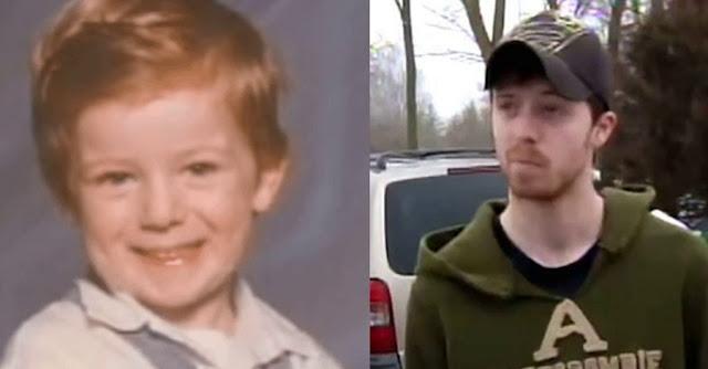 Пропавшего мальчика нашли спустя 19 лет