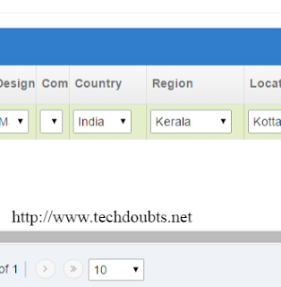 Resolved] jQGrid Inline Edit | Dropdown | Combobox| Select