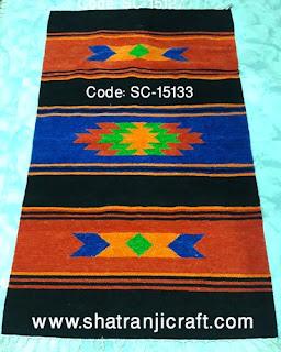 Shatranji (শতরঞ্জি) Floor Mat SC-15133