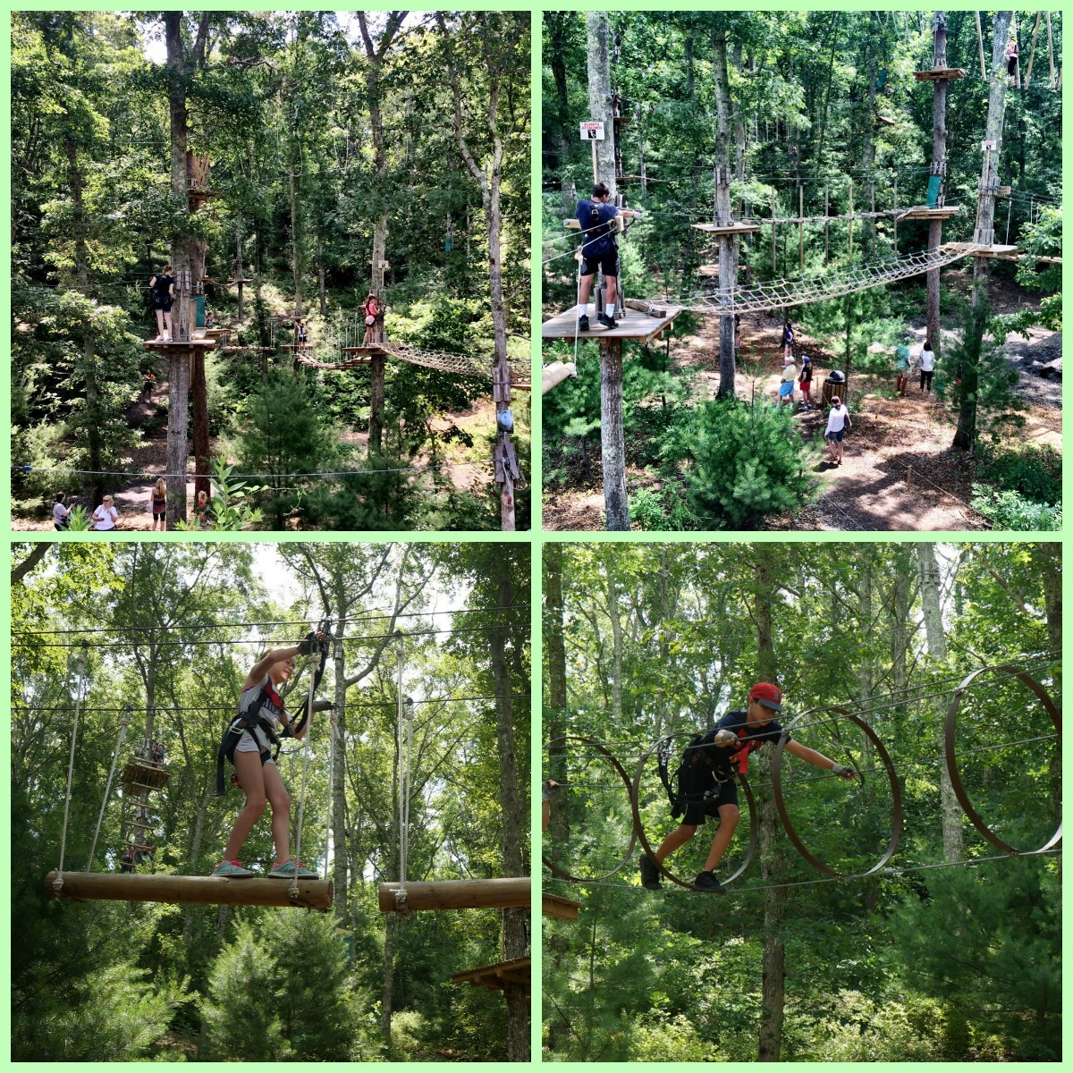 Evan And Lauren 39 S Cool Blog 7 10 16 The Adventure Park At Heritage Museums Gardens
