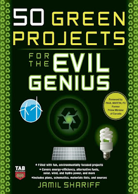 50 GREEN PROJECTS FOR THE EVIL GENIUS pdf download