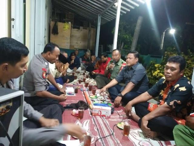Hadapi Lomba Poskampling warga hadirkan Babinsa Duwet