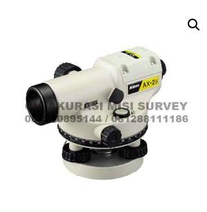 Jual Beli Waterpass Nikon AX 2s-Baru