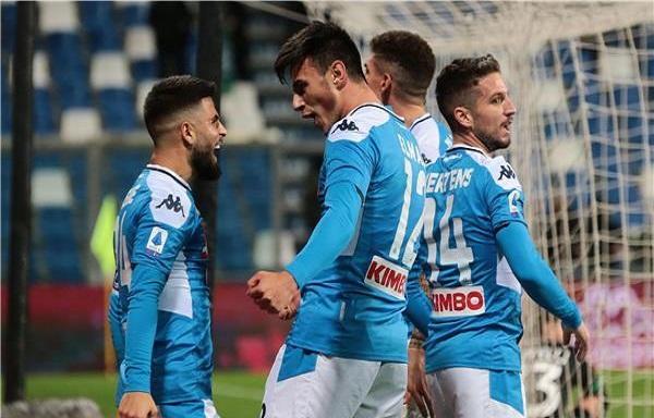 تقرير مباراة نابولي أمام هيلاس فيرونا الدوري الايطالي