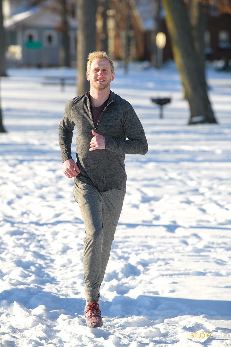 Internet Online Dating Portraits with Sports look by SudeepStudio.com Ann Arbor Portrait Photographer