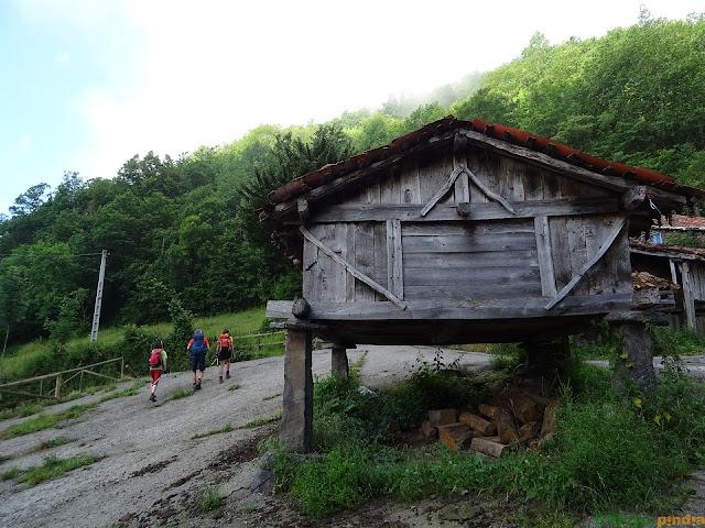 Arquitectura típica de los pueblos beyuscos