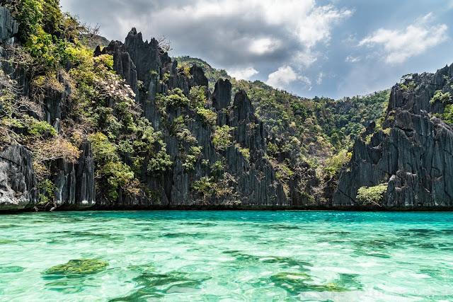 Twin lagoons - Coron - Philippines