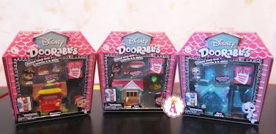 Игровые наборы Disney Doorables