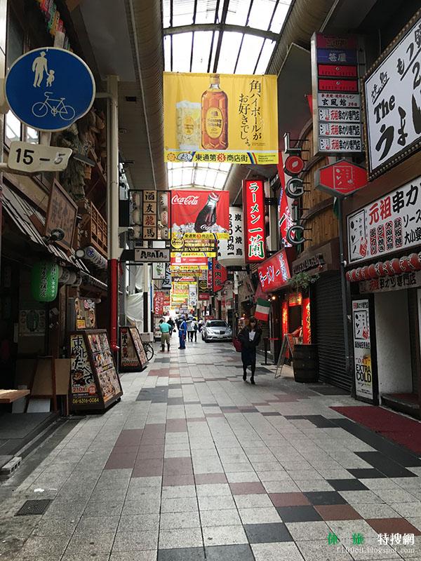 日本9天關西行第8-9天:關西最後一站-大阪 被中國店員搭訕的學弟