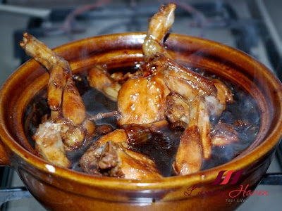 claypot kung pao frog legs recipe ideas