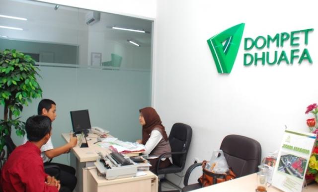 Lowongan Kerja Kepala Unit (KU) Customer Service (CS) Dompet Dhuafa Kantor Unit Tangerang