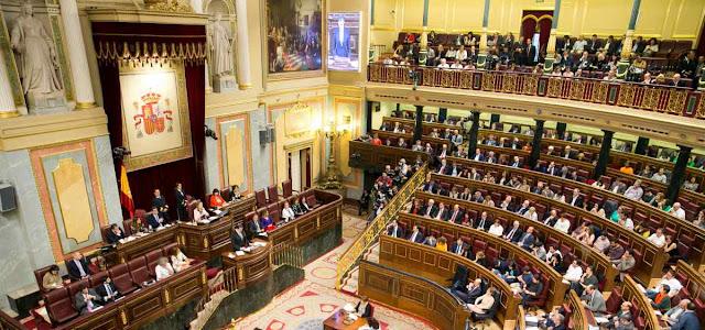 Congreso de los Diputados y representacion popular