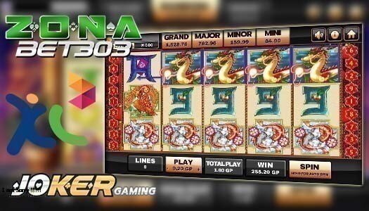 Agen Joker Gaming Slot Online Terpercaya