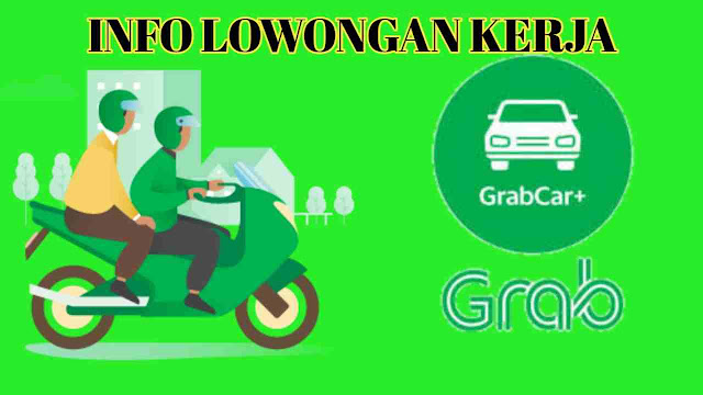 Mitra Grab Bike dan Grab Car