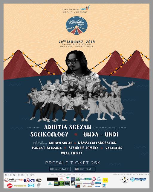 Malang Revolutive Festival 3.0 : Cirque de bonheur