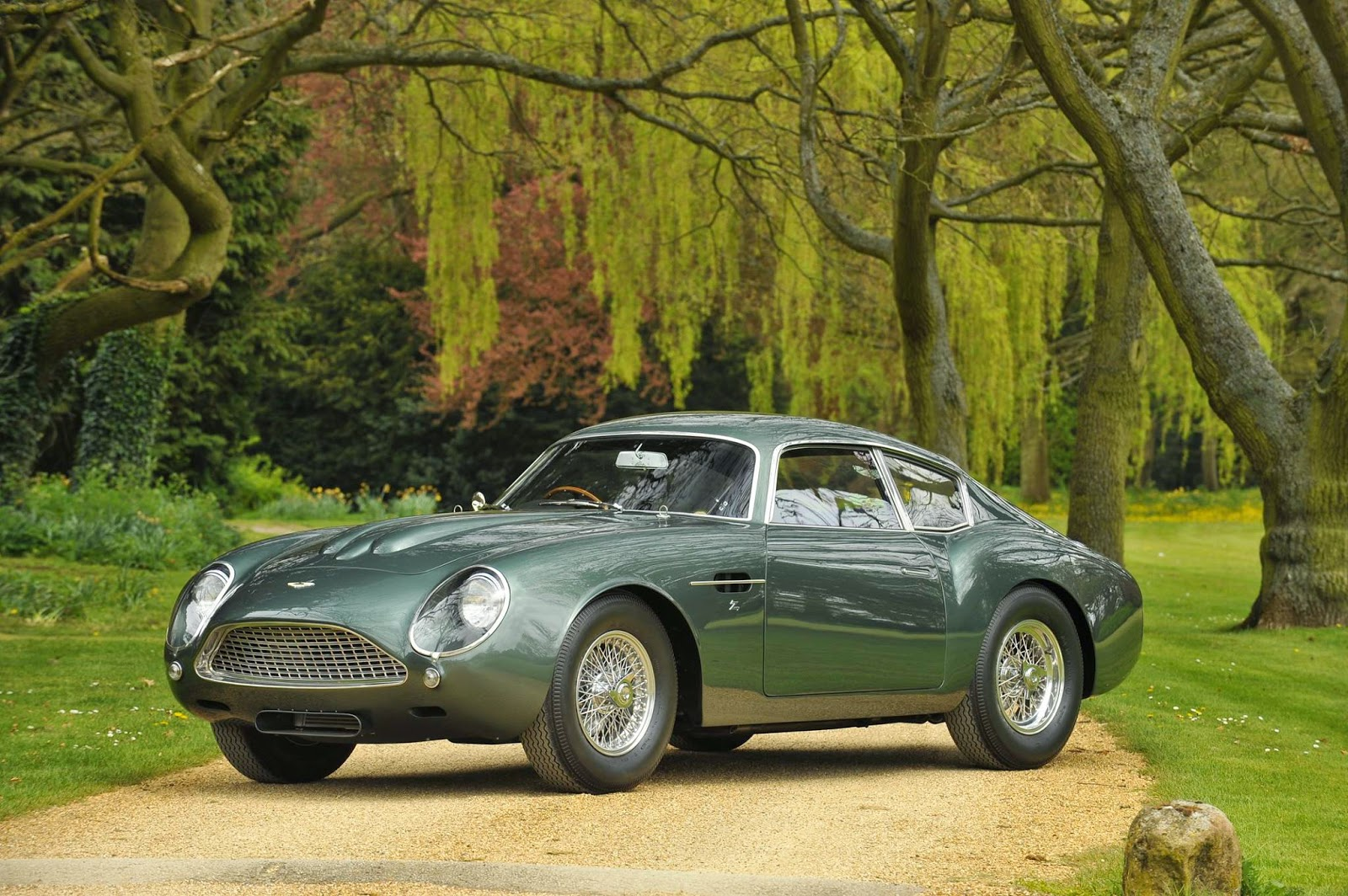 All Types aston db4 zagato : FAB WHEELS DIGEST (F.W.D.): Aston Martin DB4 GT Zagato (1960–63/ 1991)