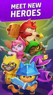 تحميل لعبة Cat Force مهكرة اخر اصدار للاندرويد