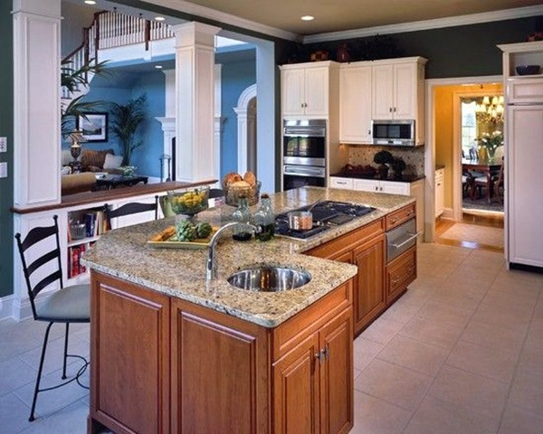 6 Stunning Kitchen Island Ideas With Stove Dream House