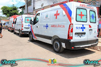 Ambulâncias em Ibicoara