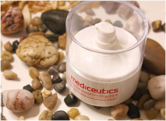 Alerte peaux matures, la solution Mediceutics by Medispa : Crème Riche Morpho-correctrice - Blog Beauté Les Mousquetettes©