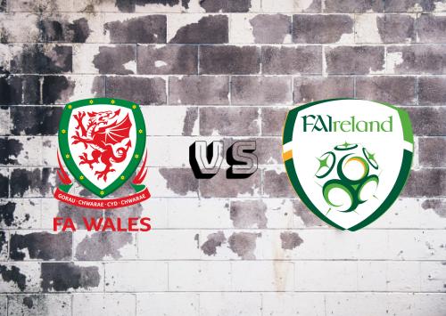 Gales vs República de Irlanda  Resumen