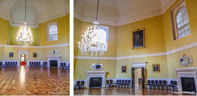 Salão Octogonal, Assembly Rooms, Bath, Inglaterra