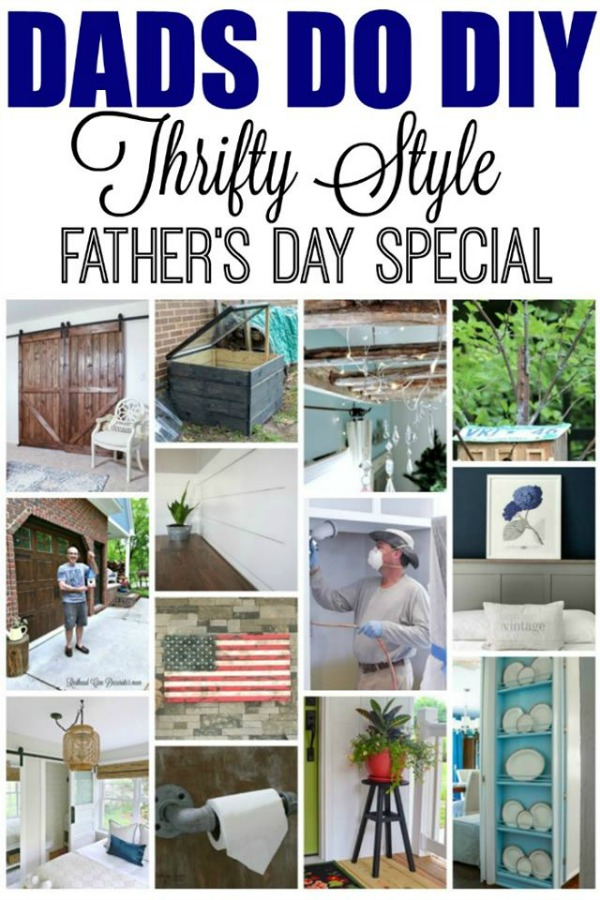 DIY projects for dad