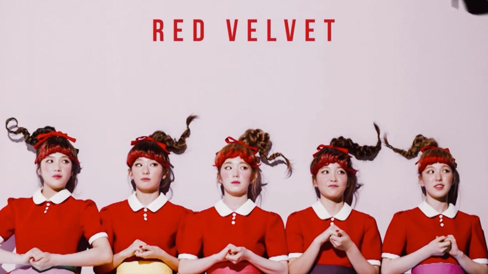 girlband korea terbaik red velved